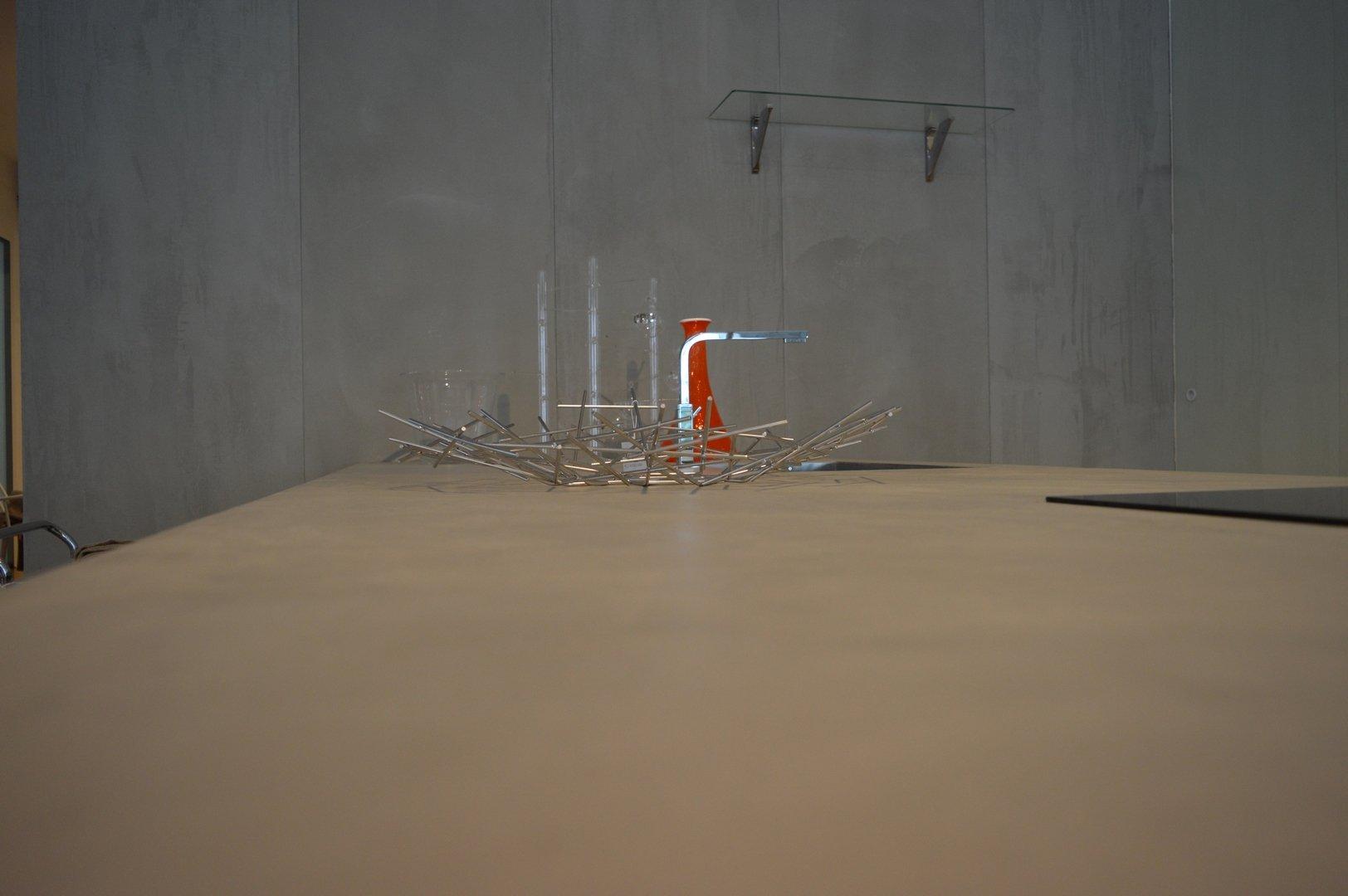 parete in microcemento